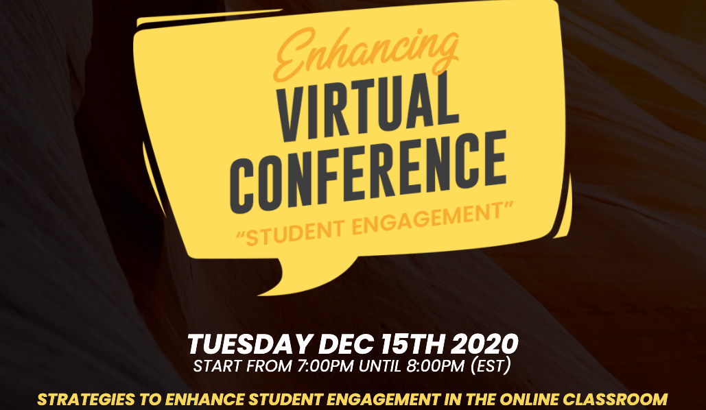 "NOIC Sponsored RCOSSE Virtual Seminar on ""Enhancing Student Engagement"""